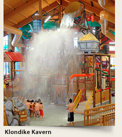Klondike Kavern Indoor Waterpark