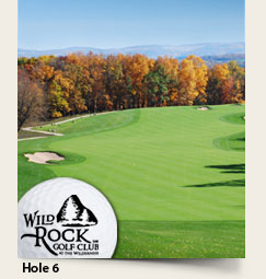 Wild Rock Golf Fall Packages