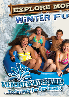 Explore More Winter Fun at the Wilderness!