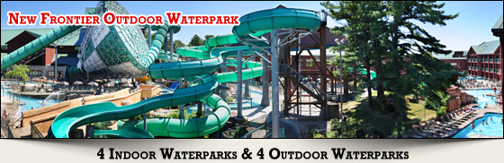 New Frontier Outdoor Waterpark