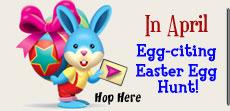 Wilderness Territory Easter Egg Hunt