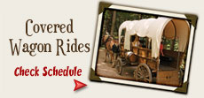 Wilderness Territory Covered Wagon Rides