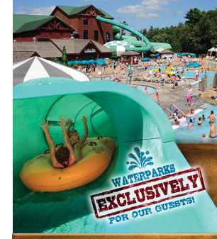 Outdoor Waterparks Are Now OPEN!