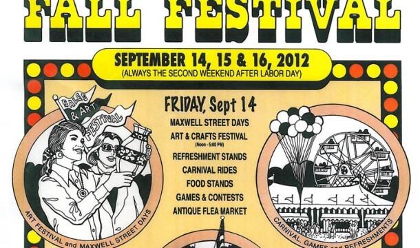 Fall Festivals Begin with Dells Wo-Zha-Wa