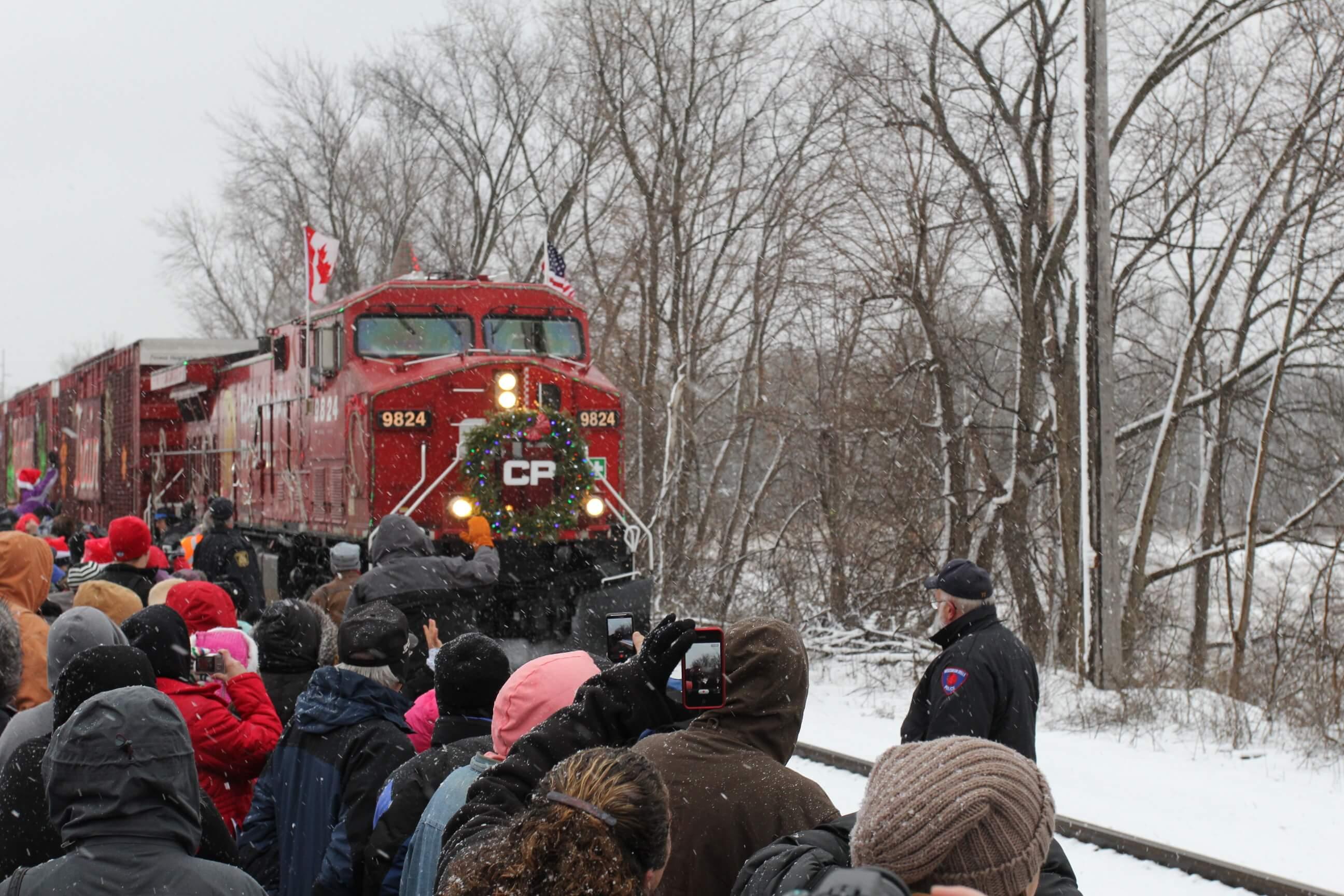 Holiday Train - Wisconsin Dells
