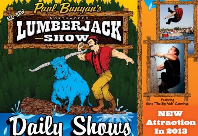 wisconsin_Dells_lumberjack_show