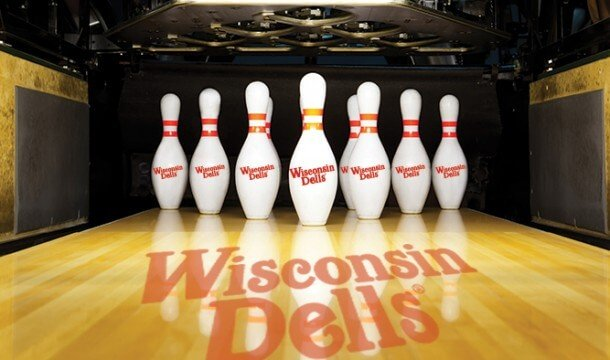 Bowling in Wisconsin Dells!