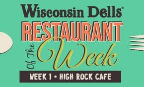Restaurant of The Week – High Rock Cafe