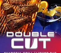 Kalahari Resorts' Double Cut Charcoal Grill/Liquor Bar – Now Open!