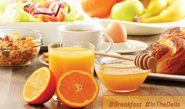 8 Great Places to Grab Breakfast in Wisconsin Dells