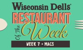 Restaurant Of The Week – MACS