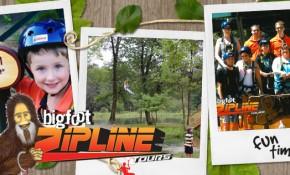Bigfoot Zipline Tours in Wisconsin Dells