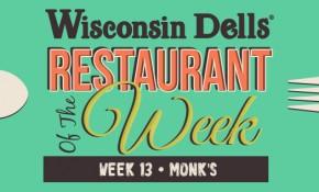 Restaurant of The Week: Monk's