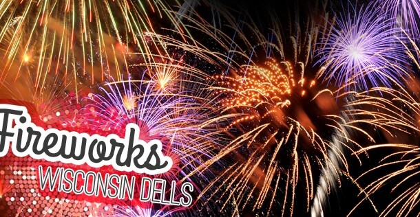 Wisconsin Dells Fireworks