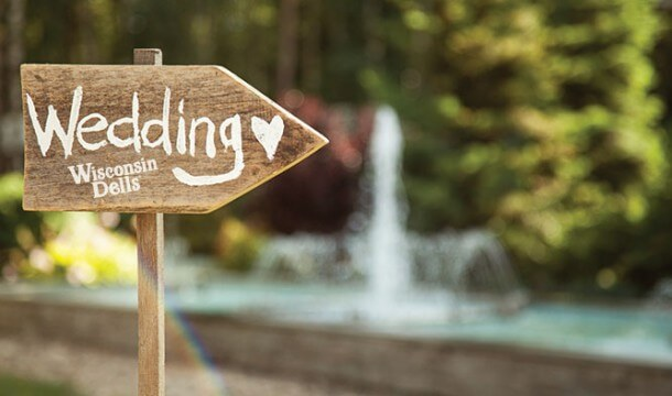 Just Engaged? Why Not Have a Dells Wedding?!