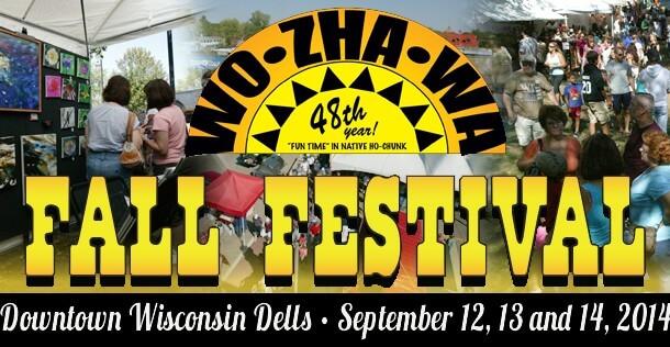 Wo-Zha-Wa Fall Festival 2014 Preview