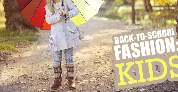 Top 10 Back-to-School Fashions: Kids