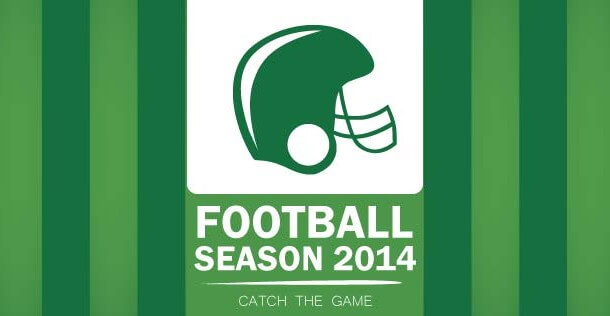 Football Season 2014: Catch the Big Game