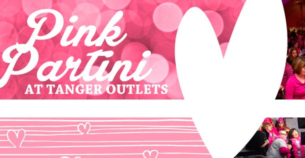 3rd Annual Wisconsin Dells Pink Partini Event