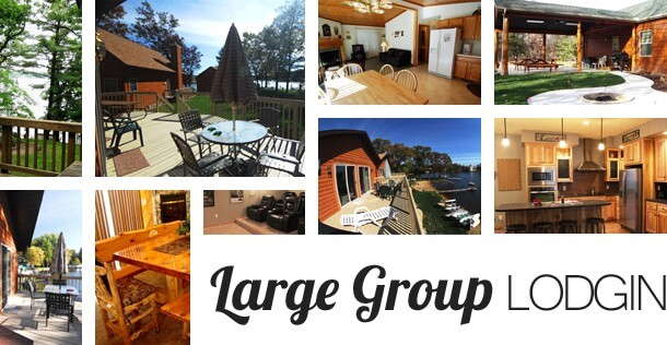 Large Group Lodging
