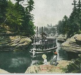 Wisconsin Dells History