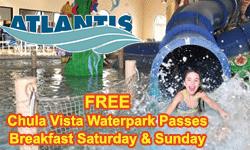 Atlantis Waterpark Hotel & Suites