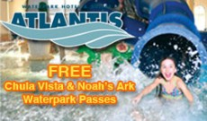 Atlantis Waterpark Hotel