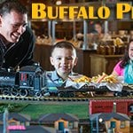 Thanksgiving Buffet at Buffalo Phil's