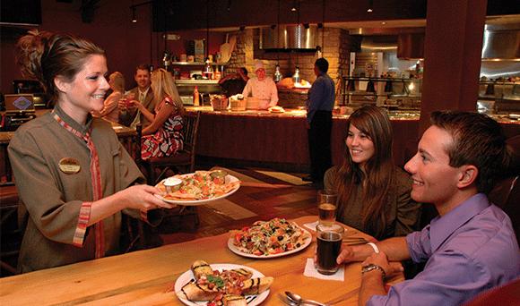 Kilbourn City Grill at Chula Vista Resort