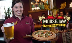 Moosejaw Pizza & Dells Brewing Co.