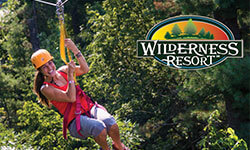 Wilderness Canyon Zip Line
