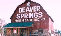 Beaver Springs Horseback Riding Stable