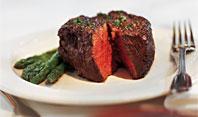 Field's Premier Steak House at the Wilderness