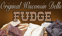 Original Wisconsin Dells Fudge