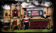 Ghost Out-Post Haunted House