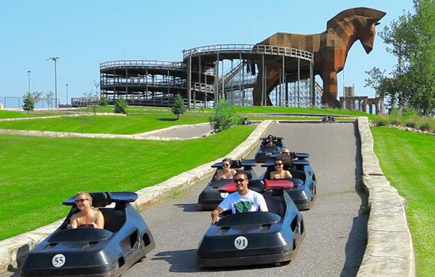 Wisconsin Dells Water & Theme Park Resorts
