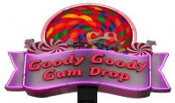 Goody Goody Gum Drop Candy Kitchens