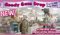 Goody Goody Gum Drop Sweet & Wild Candy Shoppe