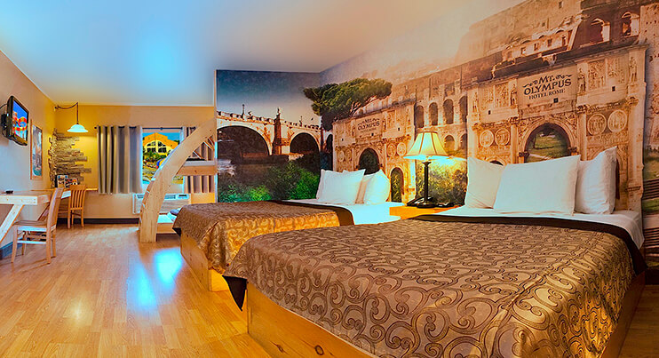 Mt Olympus All Inclusive Hotel Rome
