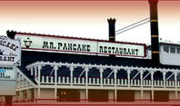 Mr. Pancake Restaurant