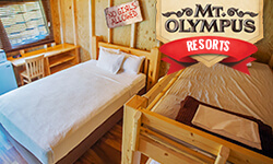 Mt. Olympus Camp Resort Villages