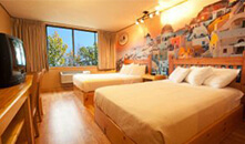 Mt. Olympus- Resort Rooms > 2 to