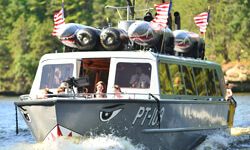 PT 109 Boat Patrol