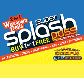 Super Splash Pass
