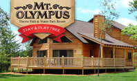 Mt. Olympus Vacation Homes