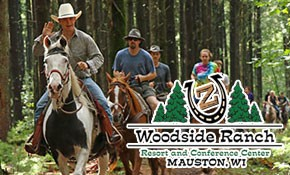 Woodside Ranch Resort and Conference Center – Mauston