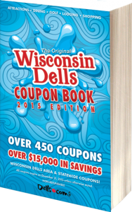 2014 Wisconsin Dells Coupon Book