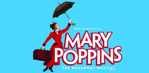 The Palace Theater presents: Mary Poppins