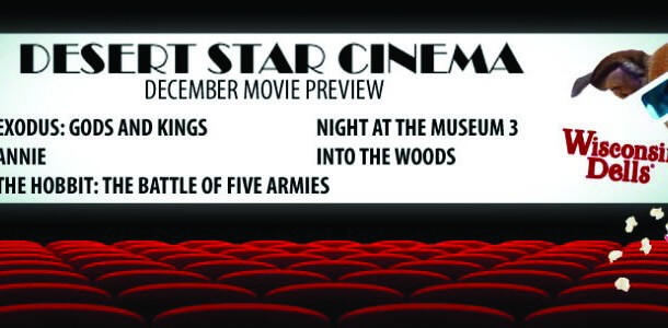 December Movie Preview