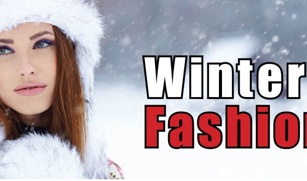 Heat Things Up with Winter Fashion!